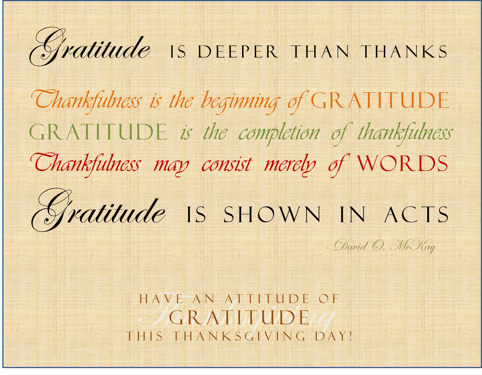 Gratitude Quotes: A Winner & The Next Big Thing Bloghop