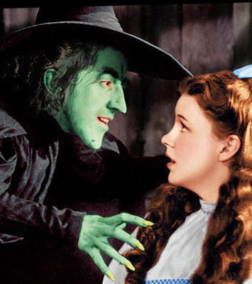 The comparison between The Wiz And The Wizard of Oz