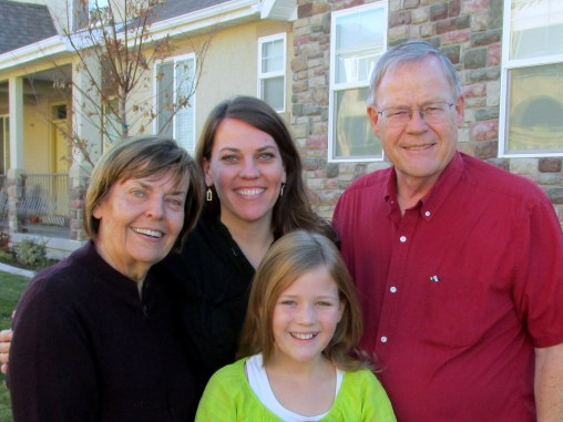 Lynn S. Lund, Rebecca Lund Belliston, Gerald N. Lund