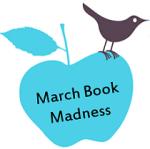 March Book Madness on rebeccabelliston.wordpress.com