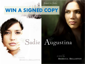 Win a copy of SADIE or AUGUSTINA