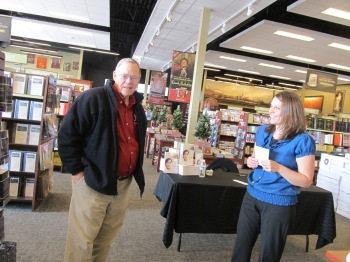 2011 Sadie Book Signing with Rebecca Belliston and Gerald N Lund