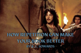 Repetition AL Sowards