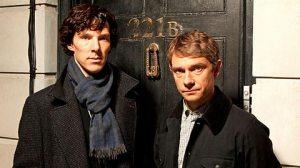 Sherlock and Holmes