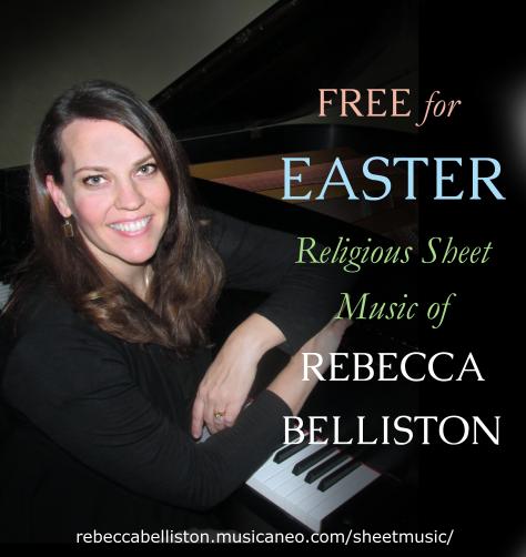 Free Sheet Music for Easter