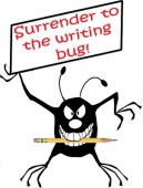 writing bug surrender