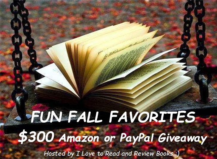 Enter to Win $300 – Plus Find Some Fun Fall Reads