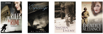 Books by A.L. Sowards