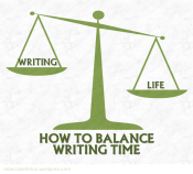 How to Balance Writing Time