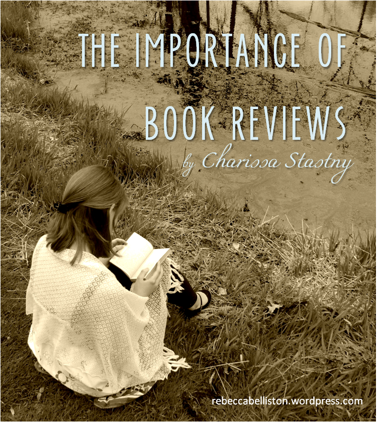 MBM: The Importance of Writing Book Reviews by Charissa Stastny