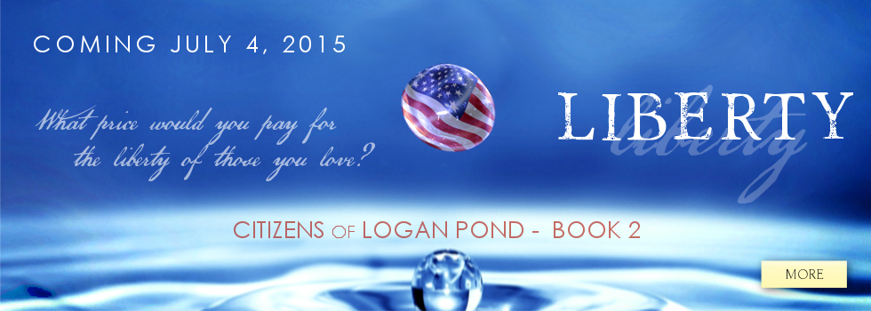 Liberty by Rebecca Belliston (coming July 4, 2015)