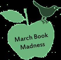 March Book Madness by Rebecca Belliston
