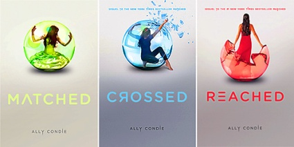 Matched Trilogy by Ally Condie