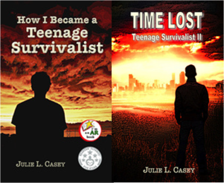 Teenage Survivalist by Julie L Casey