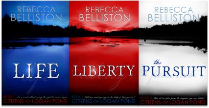 Citizens of Logan Pond by Rebecca Belliston