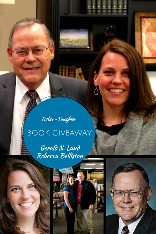 Father/Daughter Book Giveaway