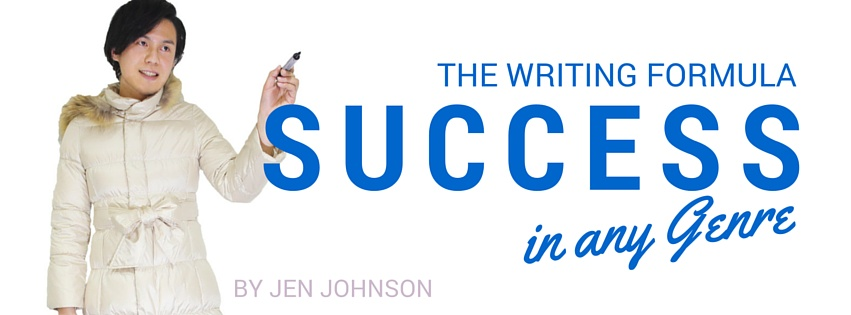 MBM: The Writing Formula: Success in Any Genre by Jen Johnson