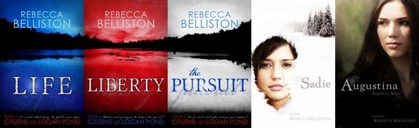 Books by Rebecca Lund Belliston